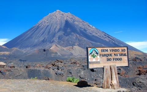 Fogo Volcano, Cape Verde