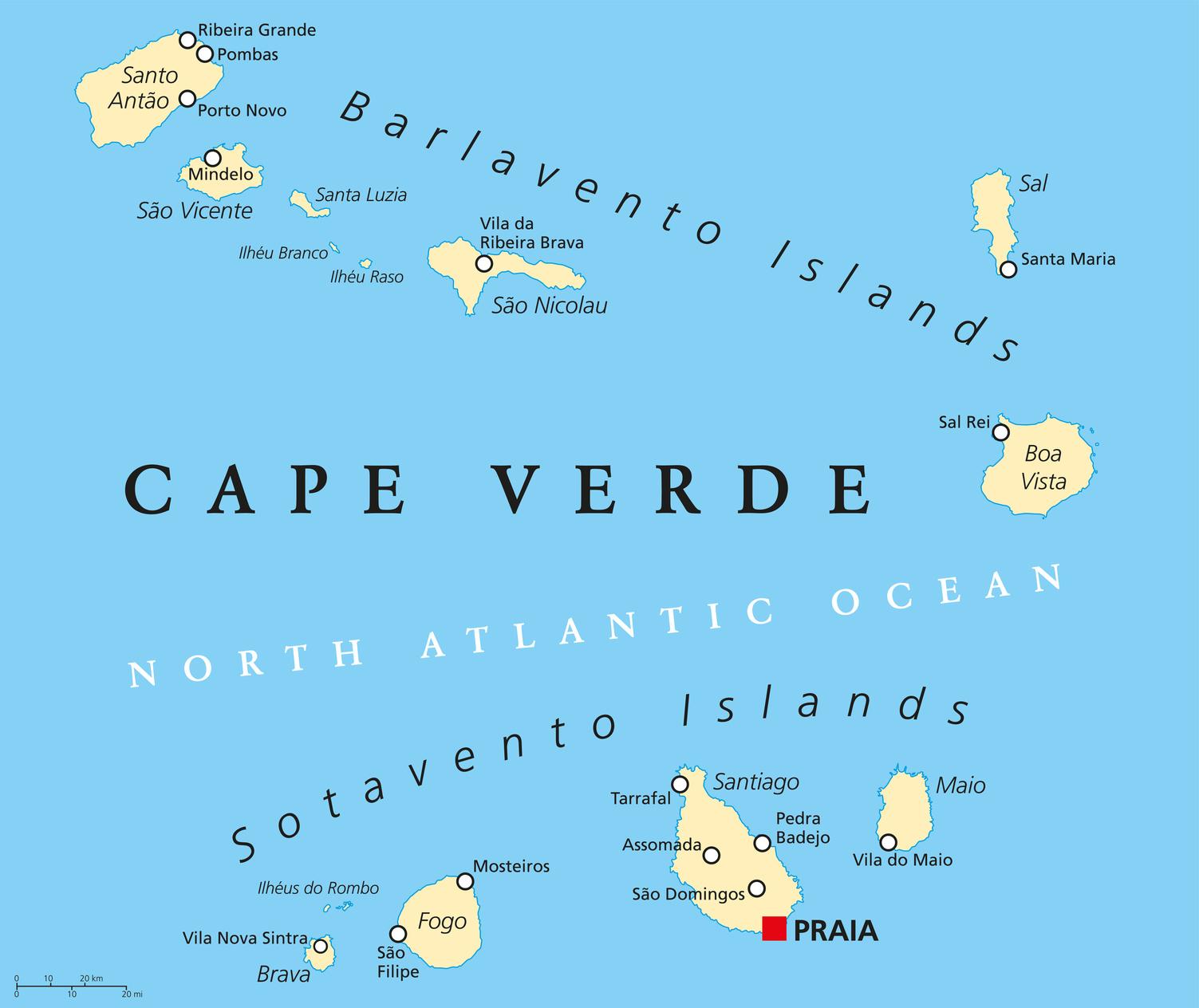 Wo Liegt Kapverden Karte.Best Kapverden Wandern 15 Tage Von Insel Zu Insel Mitoura