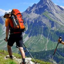 Wandern und Trekking bei Mitoura-Reisen