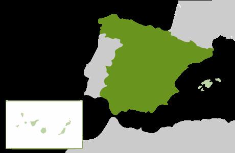 Spanien Festland